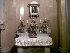 La Cappella della Madonna della Pietà