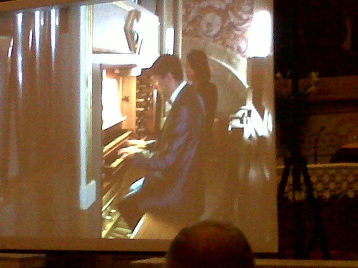 Olivier Latry in concerto alla XV Rassegna Organistica